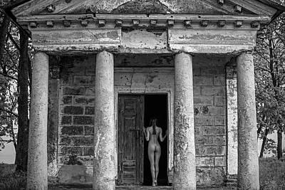Nudeart Photograph - Psalm 104 by Paulius Stefanovicius