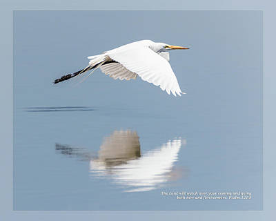 Photograph - Psalm 121 8 by Dawn Currie