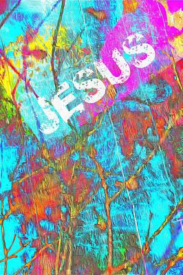 Digital Art - Psalm 135 by Payet Emmanuel