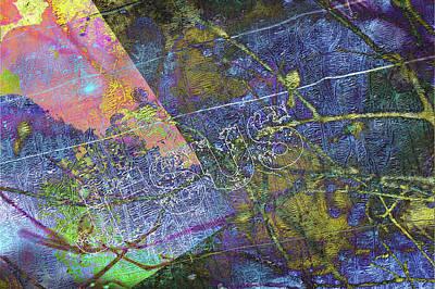 Digital Art - Psalm 135v6 by Payet Emmanuel