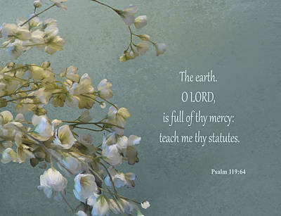 Psalms 03 Art Print
