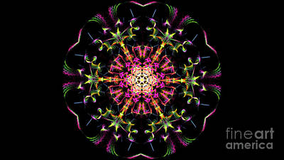Psych3 Art Print