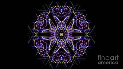 Psych5 Art Print