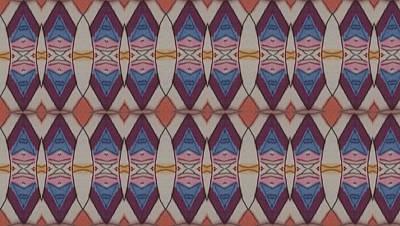 Psychedelic 2 5 17 Art Print