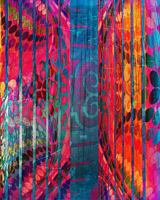 Photograph - Psychedelic Dreams by Kathy M Krause