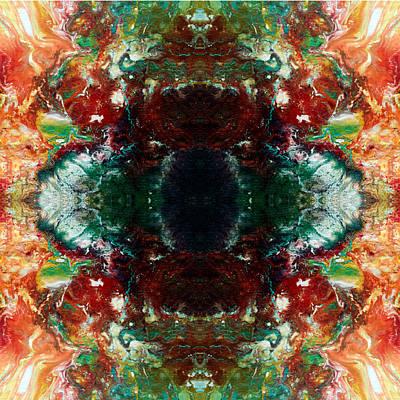 Digital Art - Psychedelic Trip by Sumit Mehndiratta