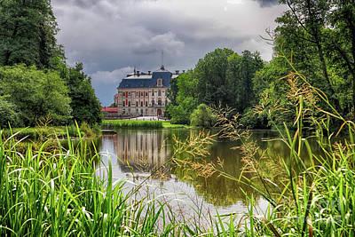 Photograph - Pszczyna Castle by Mariola Bitner