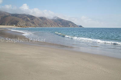 Photograph - Pt. Mugu 8b5165 by Stephen Parker