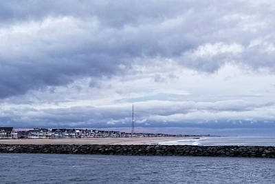 Photograph - Pt. Pleasant New Jersey by Sami Martin