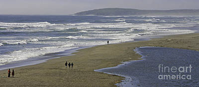 Photograph - Pt. Reyes by Joyce Creswell