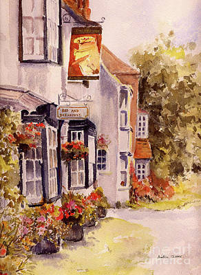 Painting - Pub In Winchelsea by Beatrice Cloake
