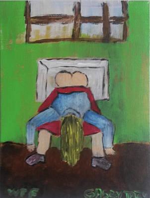 Puberty Art Print