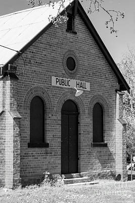 Photograph - Public Hall, Everton by Linda Lees