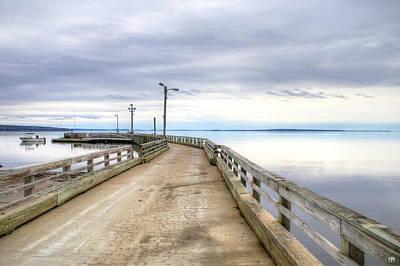 Photograph - Public Landing by John Meader