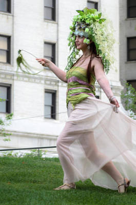 Photograph - Public Performance by Stewart Helberg