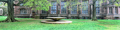 Photograph - Public Table Sculpture by Dave Mills