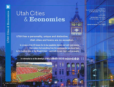 Photograph - Published By Utah Office Of Tourism by Utah Images