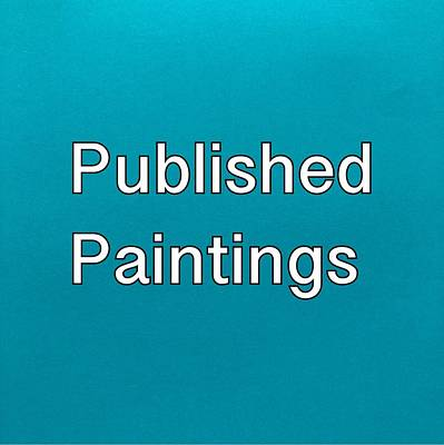 Painting - Published Paintings by Darice Machel McGuire