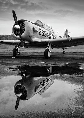 Photograph - Puddle Jumper by Chris Buff