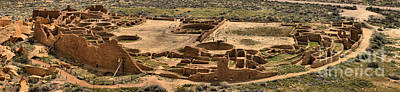 Photograph - Pueblo Bonito Ancient City by Adam Jewell