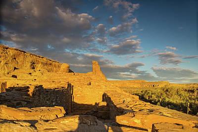 Photograph - Pueblo Bonito's Glory by Kunal Mehra