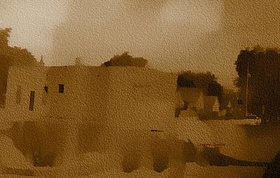 Photograph - Pueblo by Lenore Senior