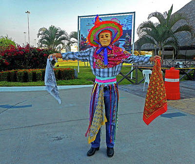 Photograph - Puerto Chiapas 3 by Ron Kandt