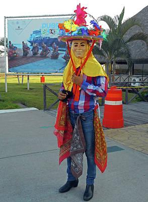 Photograph - Puerto Chiapas 4 by Ron Kandt