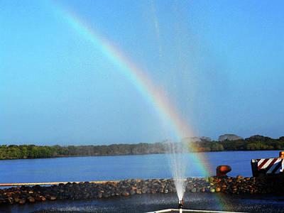 Photograph - Puerto Chiapas 5 by Ron Kandt