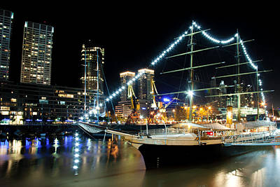 Photograph - Puerto Madero by Silvia Bruno