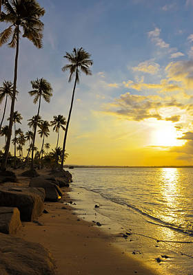 Photograph - Puerto Rico Sunset by Stephen Anderson