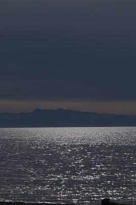 Photograph - Puget Dusk by Henri Irizarri