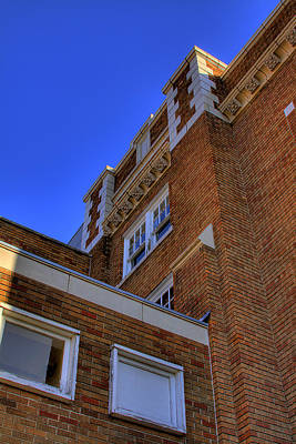 Greyhound Photograph - Pullman High 2 by David Patterson
