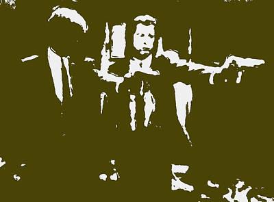 Pulp Fiction 2b Art Print