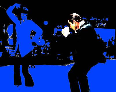 Pulp Fiction Dance 17a Art Print