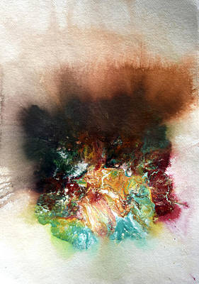 Pulpate Art Print by Sumit Mehndiratta