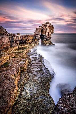 Photograph - Pulpit Rock - Portland, Dorset by Kelvin Trundle