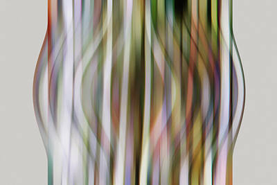 Susann Serfezi Digital Art - Pulse by AugenWerk Susann Serfezi