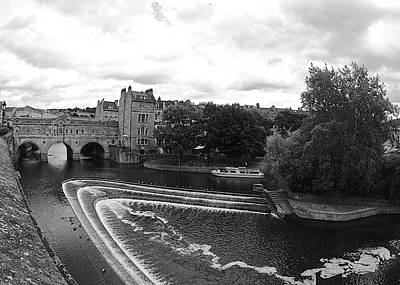 Photograph - Pulteney Bridge by Matt MacMillan