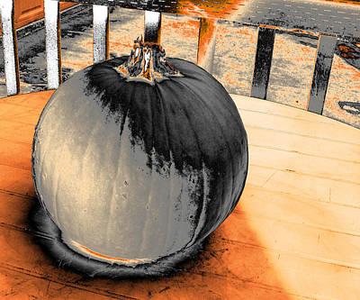 Pumpkin #2 Art Print