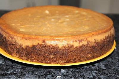 Photograph - Pumpkin Cheesecake by Michiale Schneider