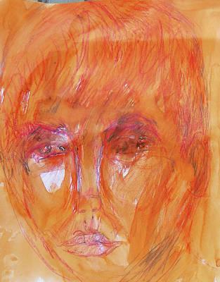 Painting - Pumpkin by Judith Redman