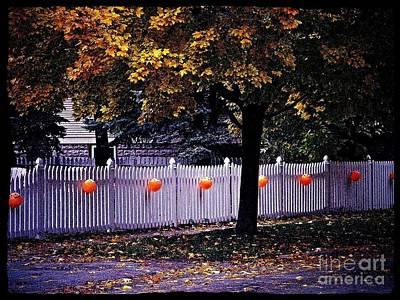Photograph - Pumpkin Passage by Frank J Casella