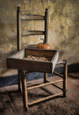 Photograph - Pumpkin Seeds by Robin-Lee Vieira