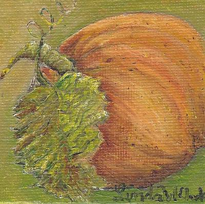 Painting - Pumpkin Time by Linda Clark