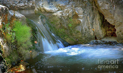 Falls Photograph - Punch Bowl by David Millenheft
