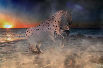 Animals Digital Art - Punish Me No More by Betsy Knapp