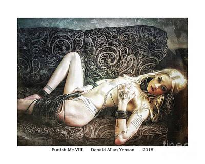 Photograph - Punish Me Viii by Donald Yenson