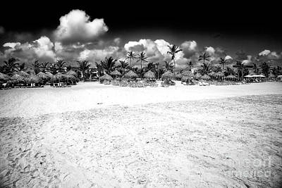 Photograph - Punta Cana Beach Day by John Rizzuto