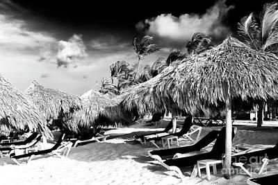 Photograph - Punta Cana Choices by John Rizzuto